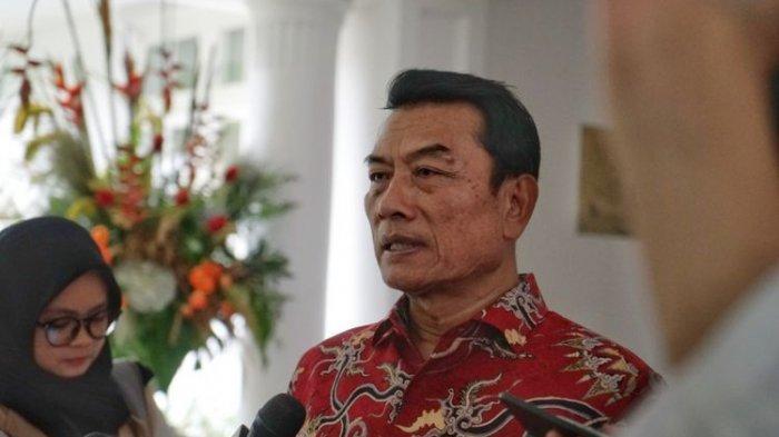 Sebut Moeldoko Eks Jenderal Komprador, Muhammad Basmi Ditangkap Polisi