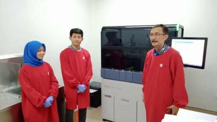 Unit Donor Darah PMI Tangsel Punya NAT, Pertama di Banten dan Bisa Deteksi HIV