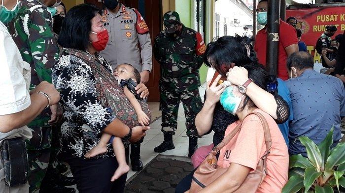 Jenazah Anggota TNI Korban Penembakan Bripka CS Disemayamkan di Cisoka