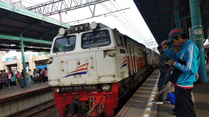 Ini Kereta Api Jarak Jauh yang Beroperasi Lagi dari Stasiun Gambir dan Pasar Senen Mulai Besok