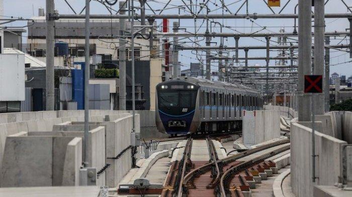 Mulai Hari Ini MRT Jakarta Berlakukan Tarif Normal, Ini Daftar Lengkap Tiket MRT dari Setiap Stasiun