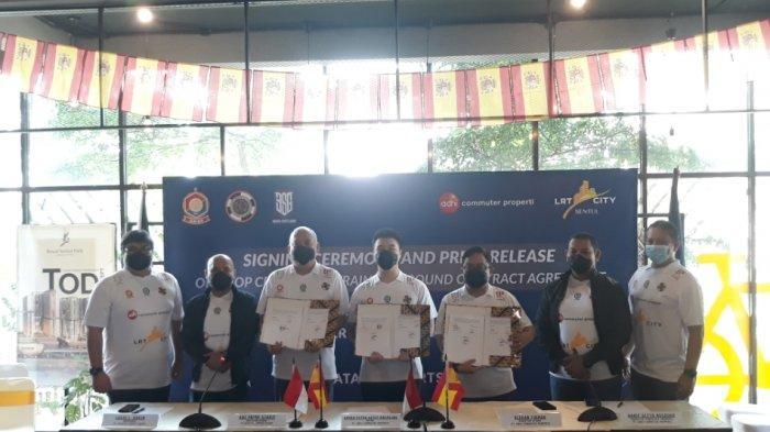BSG Bangun Training Ground Bertaraf Internasional, Pemain Muda Berbakat Siap Dikirim ke Spanyol