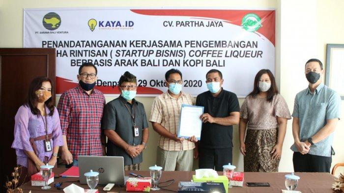Merk Impor & Pandemi Covid-19, Alasan Kopi Liqueur Asli Bali Masuk Pasar Nasional