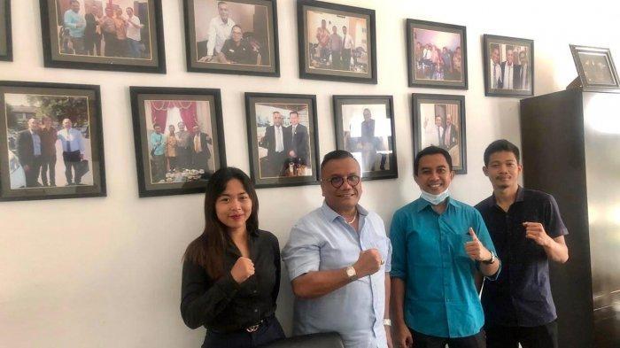 Berkompeten, Jadi Patokan PT Olympindo Multi Finance Jalin Kerjasama dengan PT Bali Global Service
