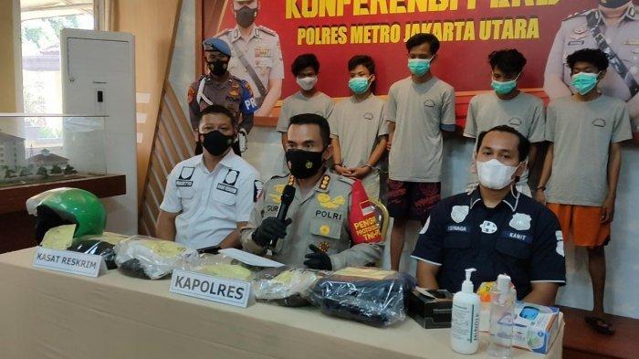 Polisi Bekuk Rombongan Pengantar Jenazah yang Keroyok Sopir Truk di Jakut, Ada yang Kabur ke Bogor