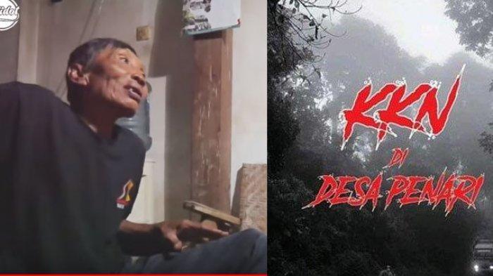 Kebenaran Cerita KKN Desa Penari Diungkap Sanusi 'Pak Prabu', Bocorkan Air yang Sembuhkan Penyakit