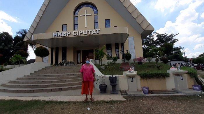 Kisah Hidup Penuh Toleransi Kesi, Muslim Juru Kunci Gereja HKBP di Tangerang Selatan