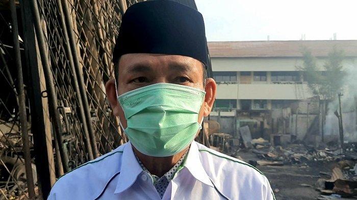 130 Lapak di Pasar Kambing Terdampak Kebakaran