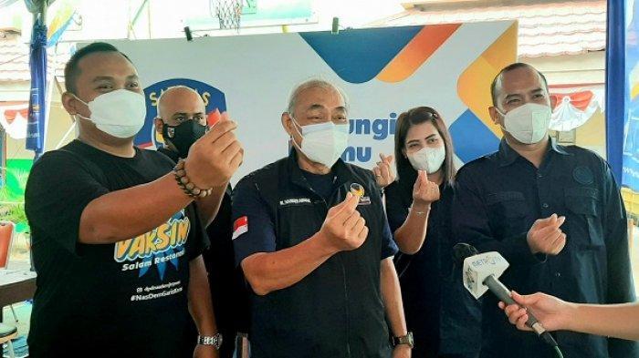 NasDem Sukses Selenggarakan Vaksin Covid-19 Gratis di Jakarta