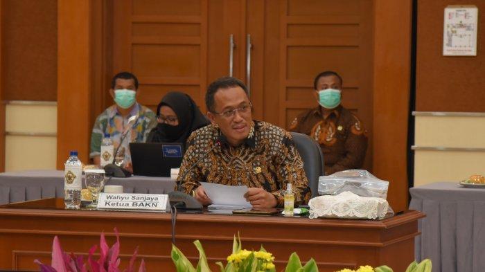 Ketua BAKN DPR RI Wahyu Sanjaya