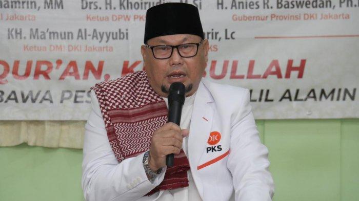 PKS DKI Adakan Peringatan Nuzulul Quran, Doakan Ini untuk Anies Baswedan