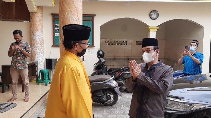 Diutus JK, Ketua DMI Jabar Datangi Masjid Al-Amanah Bekasi yang Viral Larang Jemaah Pakai Masker