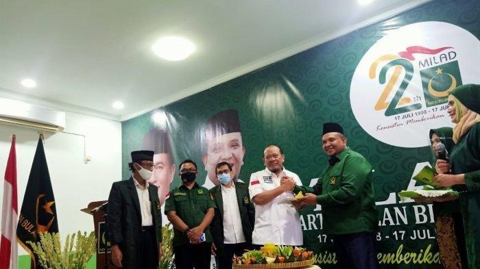 Gelar Peringatan Milad ke-22, Partai Bulan Bintang Berharap Parliamentary Threshold Ditiadakan
