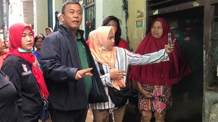 Tinjau Lokasi Banjir Jakarta, Ketua DPRD DKI Desak Pemprov Lakukan Normalisasi Sungai