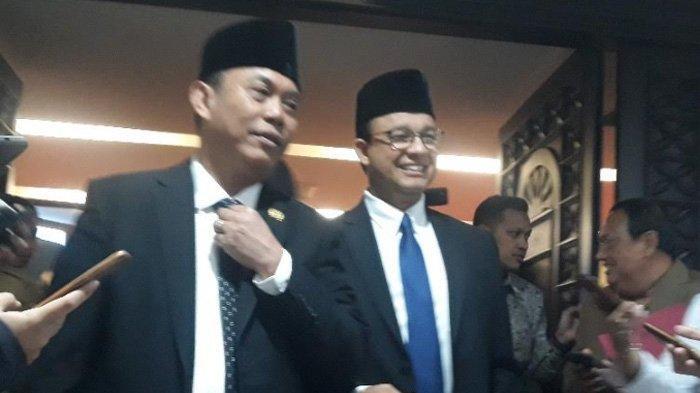 DPRD & Pemprov DKI Jakarta Sepakati Usulan Anggaran APBD 2020 DKI Jakarta Rp 87,95 Triliun