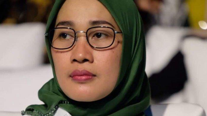 Ketua DPW PKB Sumatera Barat Anggia Erma Rini