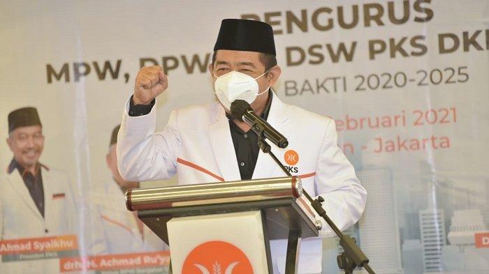 DPRD DKI Didesak Cabut Saham PT Delta Djakarta, Fraksi PKS: Miras Sumber Kejahatan