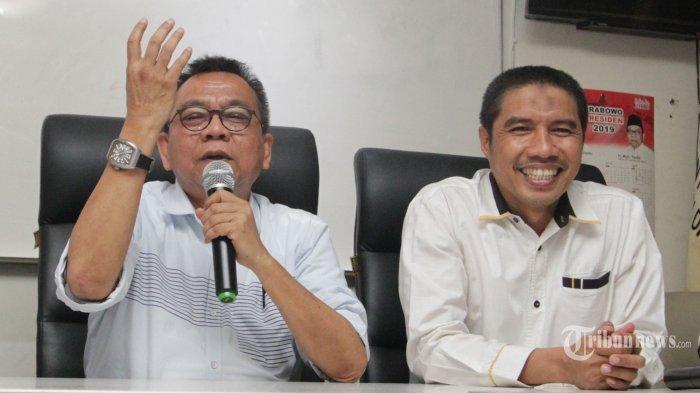 Masih Tertahan, Surat Pengusungan Cawagub DKI Jakarta Belum Ditandatangani Prabowo Subianto
