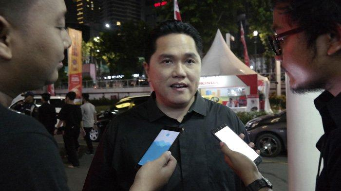 Erick Thohir Harap Indonesia Lebih Sering Adakan Kejuaraan Olahraga Internasional
