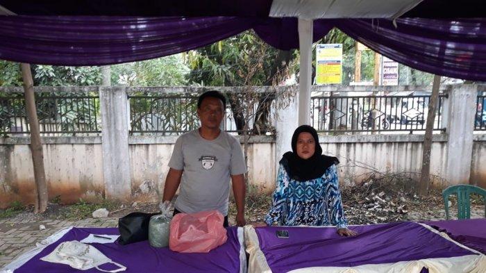 H-1 Pilbup Kabupaten Tangerang, TPS 9 Sampora Cisauk 90% Siap