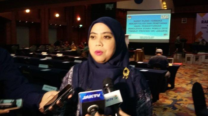 Ada Perbedaan Data, KPU DKI Menskors Rekapitulasi Suara untuk Wilayah Jakarta Selatan