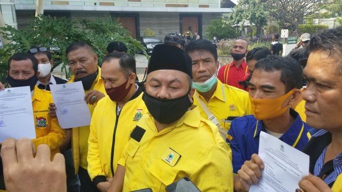 Musda VI Partai Golkar Kota Tangerang Berlangsung Panas