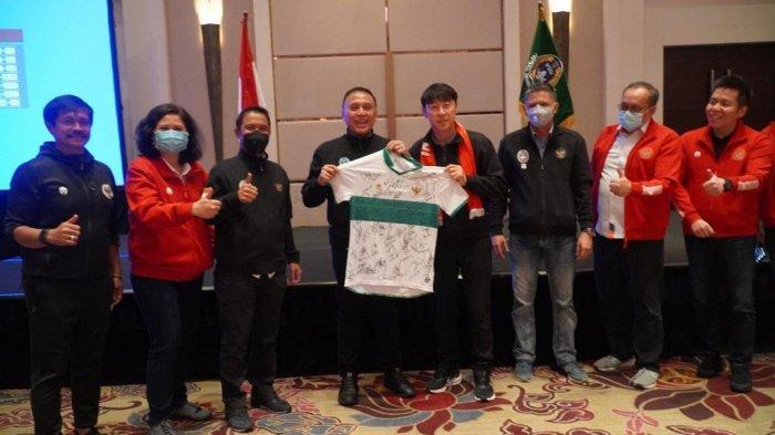 7 Pemain Keturunan Menanti Panggilan Timnas U-19 Indonesia, Ini Bocoran dari Shin Tae-yong