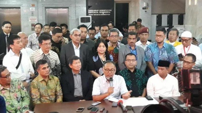 Bambang Widjojanto Jadi Tim Hukum Prabowo-Sandi, TKN Jokowi-Maruf Singgung Kasus Saksi Palsu di MK