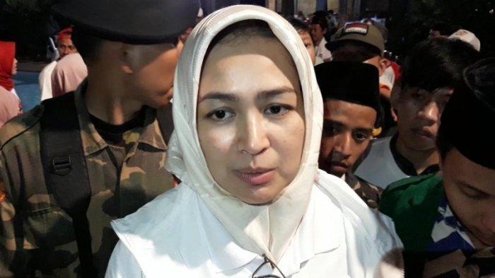 Setelah Debat Capres, Airin Rachmi Diany Minta Masyarakat Jernih Menilai Program Jokowi