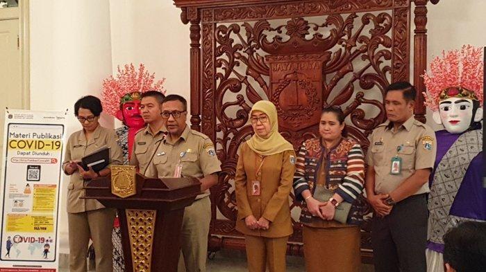 Perangi Penyebaran Virus Corona di Jakarta, Pemprov DKI Siapkan Anggaran Rp 54 M