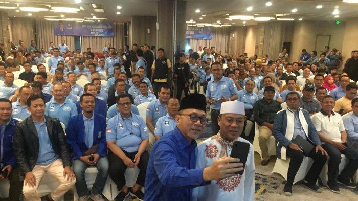 Dipilih Jadi Ketum PAN, Zulkifli Hasan Tunjuk Hatta Rajasa Jadi Ketua Majelis Pertimbangan Partai