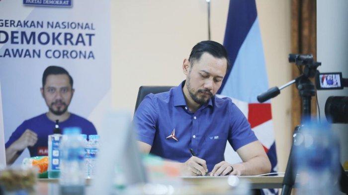 AHY Surati Jokowi Soal Isu Kudeta Partai Demokrat, Marzuki Alie: Jangan Cengeng Lah