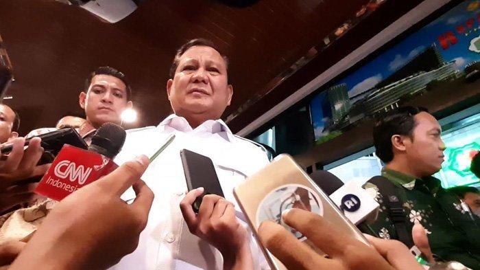 Direkam Ajudan saat Nyanyi di Mobil, Prabowo Ternyata Penggemar Didi Kempot hingga Rela Lakukan Ini