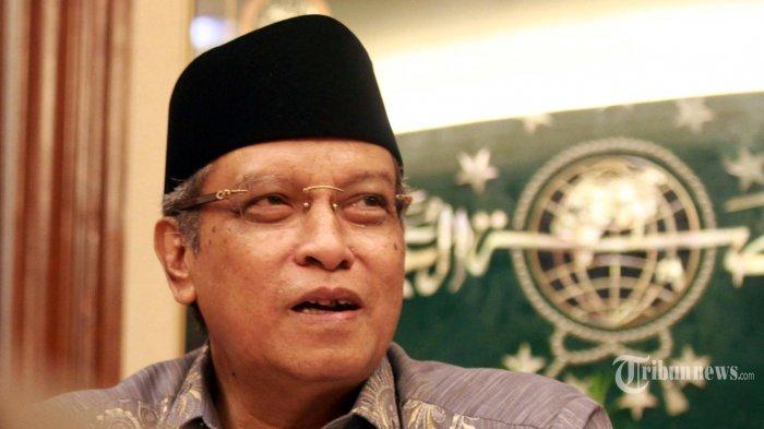 Erick Thohir Tunjuk Said Aqil Jadi Komisaris PT KAI, Terungkap Ini Alasan Utamanya