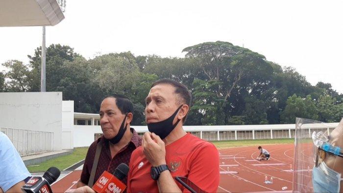 Latihan Perdana Timnas Indonesia Banyak Pemain Absen, Ketum PSSI: Tidak Ada Pemain Terkena Covid-19