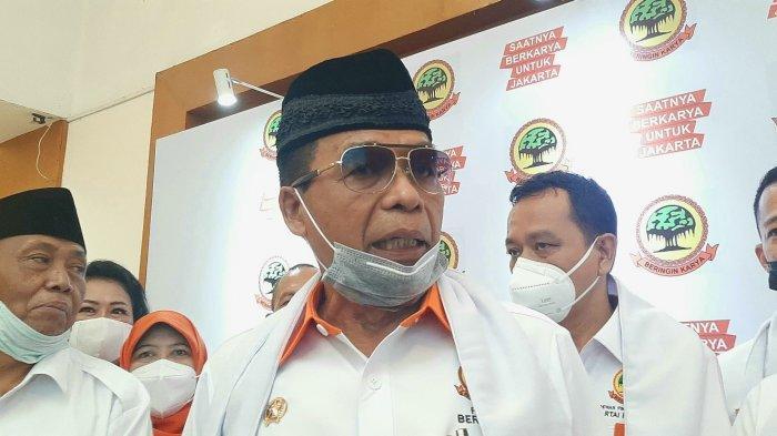 Ketum Partai Berkarya Muchdi PR Tugaskan DPW Jakarta Dapat Kursi di DPRD DKI Pemilu 2024