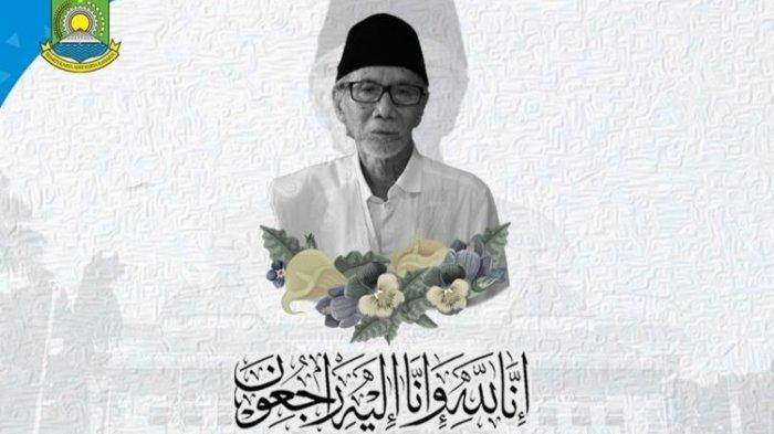 Mantan Ketua MUI Kota Tangerang KH Edi Junaedi Tutup Usia, Wali Kota Sampaikan Belasungkawa