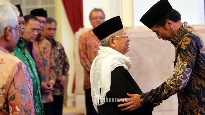 Muncul Sederet Nama Calon Menteri Kabinet Jokowi-Ma'ruf, Tanggapan Istana hingga Penjelasan Jokowi