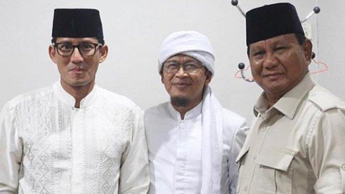 Nama Sandiaga Uno Santer Jadi Menteri, Ketum Gerindra Prabowo Subianto Beri Respon