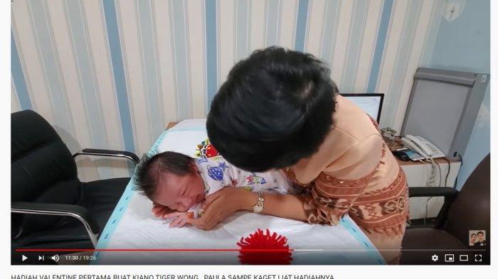 Paula Verhoeven Periksa Kiano ke Rumah Sakit, Baim Wong Penasaran saat Dokter Sarankan Ini