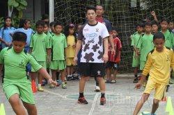 Kim Kurniawan Pamit dari Persib Bandung