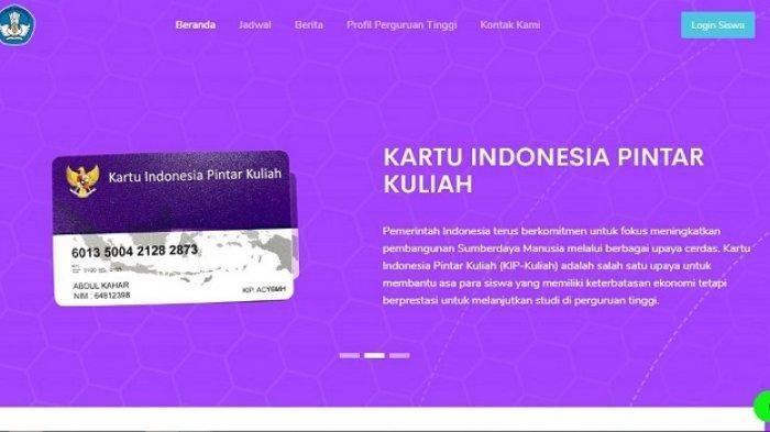Sederet SyaratMengajukanKIP Kuliah 2020, Ini Link Daftar PTN Penerima Kartu Indonesia Pintar