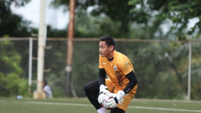 Cicipi Juara Piala Menpora, Kiper Anyar Persija Jakarta Harap Bawa Macan Kemayoran Raih Juara Liga 1