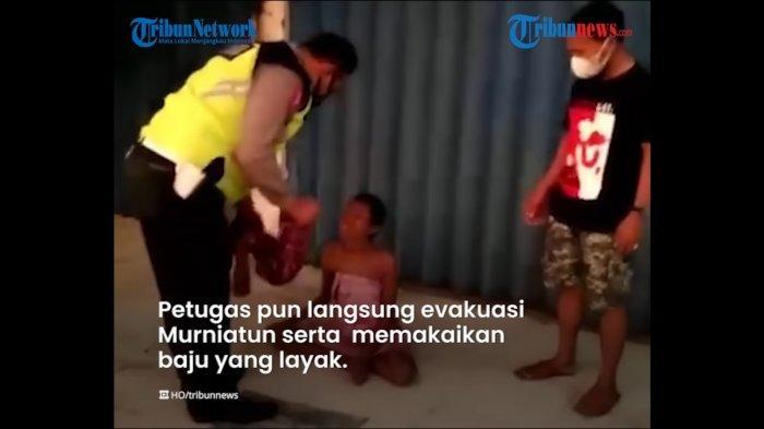 Kisah Miris Murniatun yang Telanjang di Pinggir Jalan, Seluruh Keluarganya Alami Gangguan Jiwa