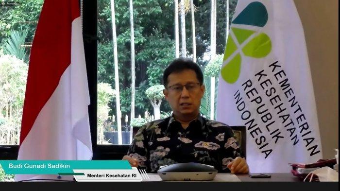 Ralat Ucapan Wamenkes Soal Nilai E Penanganan Covid-19 di DKI, Menkes Budi Gunadi Minta Maaf
