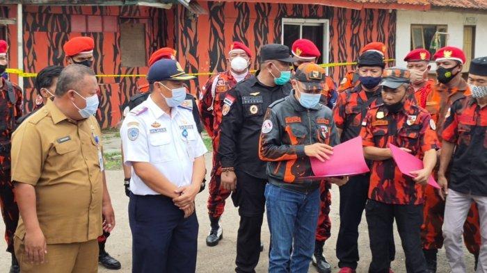 Ormas PP Luruskan Soal Markasnya di Tangerang Digrebek Polisi, Seorang Diamankan Sedang Pakai Sabu