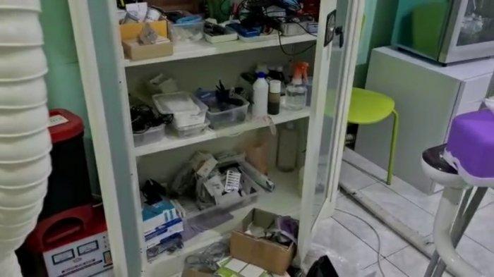 Polisi Identifikasi Pembobol Klinik Gigi di Tebet: Pelaku 2 Orang
