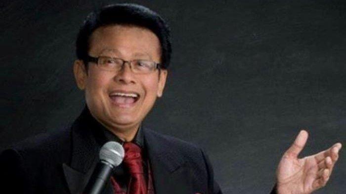 Penyanyi sekaligus Pembawa Acara Koes Hendratmo Meninggal Dunia