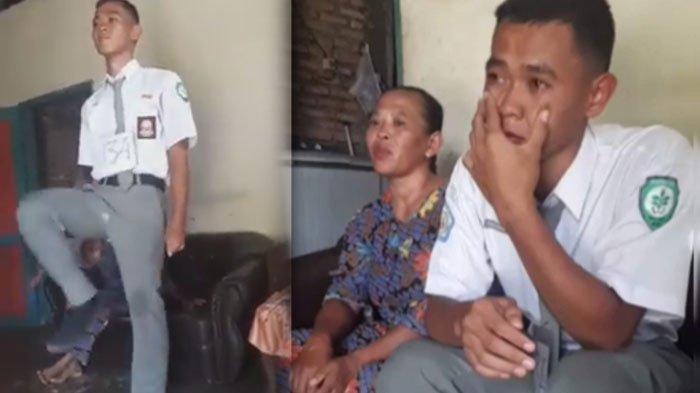 Koko Ardiansyah Paskibra Kabupaten Labuhanbatu yang Dicoret Klarifikasi: Saya Cuma Cadangan