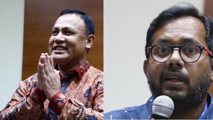 Haris Azhar Kritik Keras KPK di ILC: Kemana Jenderal Firli? Yang Nongol Komisioner Belum Cukup Umur